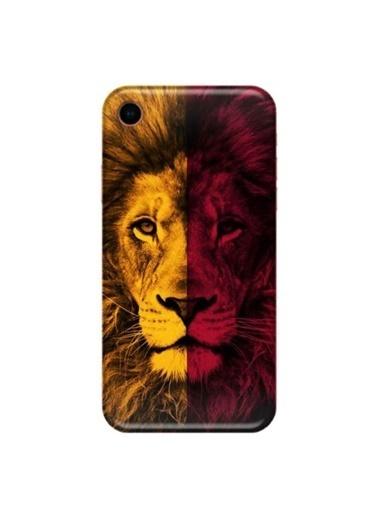 People's Cover iPhone XR Baskılı Telefon Kılıfı Renkli